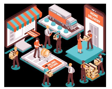 Online Marketplace Management Services - Tejom Digital
